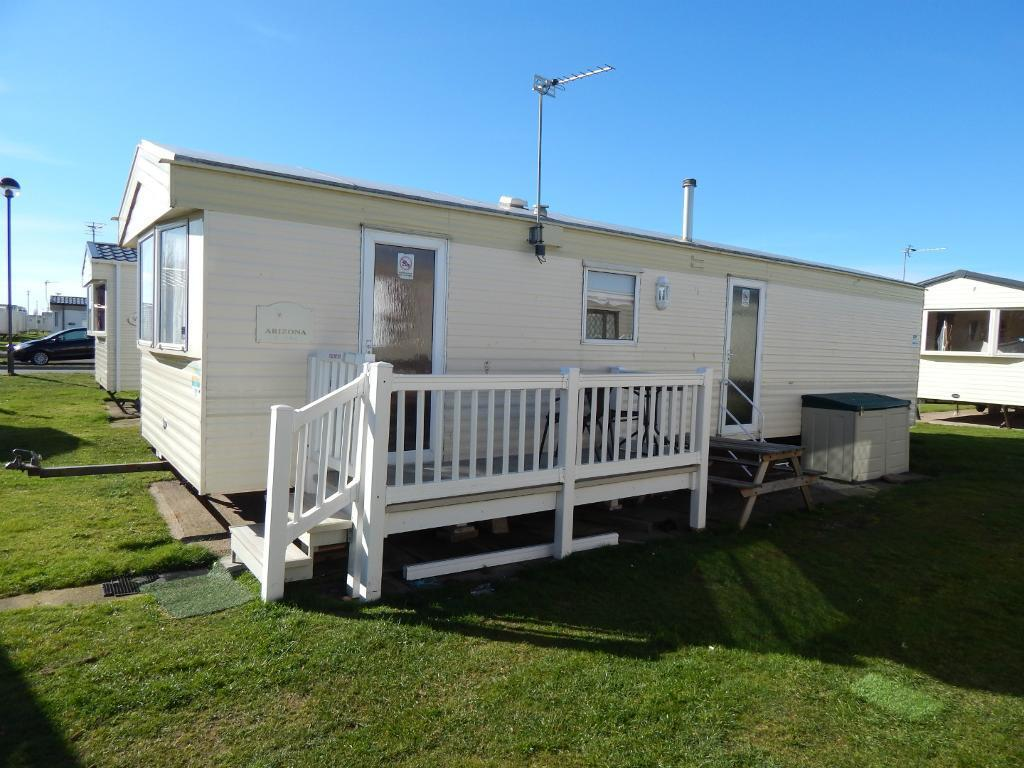 New UK Private Static Caravan Holiday Hire At Presthaven Sands Prestatyn