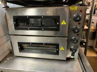 COMMERCIAL KITCHEN 40 X 40 PIZZA OVEN CATERING COMMERCIAL KITCHEN FAST FOOD TAKE AWAY
