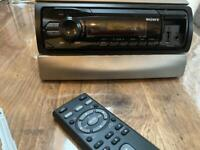 Sony - car multimedia system with remote and adapters
