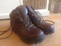 Worn once Brasher women's hiking boots size 7.5