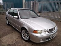 2003/53 MG ZS 2.0 Diesel Silver 5 Door Hatchback
