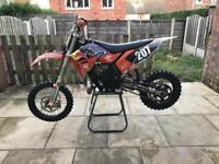 2012 Ktm sx 65 kids Motocross bike
