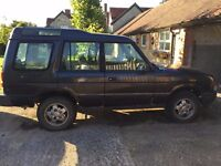 Landrover Discovery 1