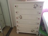 Hello Kitty hello kitty drawers