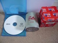 Nissan Micra K12 Series 2002-2007 ( all models ) Oil Filter&Workshop Manual on CD ( P&P Available)