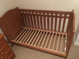 Children bed from 0-7years old