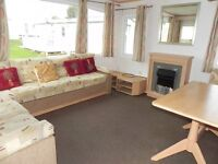 **DISCOUNTED**Static Caravan with decking for sale in Heacham. Disabled access. Pet friemdly park.