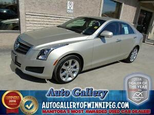 2013 Cadillac ATS Luxury AWD *Leather*