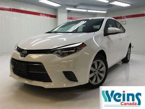2015 Toyota Corolla $62.16/WEEK , LE , BACK UP CAM , HTD SEATS