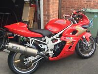 STUNNING COLLECTABLE SUZUKI TL 1000S