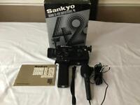 Sankyo Sound XL-420 Supertronic Movie Camera