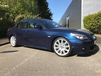 BMW 530d M-Sport (520d 535d 525d A4 A5 A6 E320 C220 C250 E350 A7)