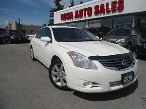 2010 Nissan Altima 4dr Sdn AUTO SUNROOF ALLOY NO ACCIDENT SAFETY