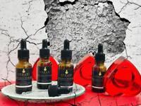 Oskari scents oud musk attar alcohol free designer inspired