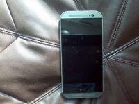 HTC ON M8 GOLD COLOUR