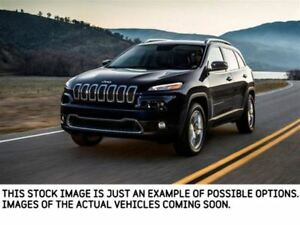 2018 Jeep Cherokee New Car Limited 4x4|SafetyTecPkg|Nav|Leather|