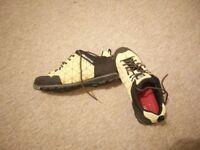 Size 10 UK Karrimor hiking/walking/climbing shoes