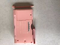 CHEAP Nintendo DS Lite Pink £58 ono PRICE IS NEGOTIABLE