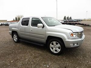 2013 Honda Ridgeline Touring Sunroof Bluetooth Leather