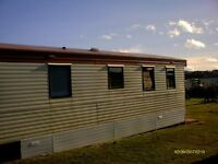 8 Bearth 3 Bedroom Static Caravan For Hire