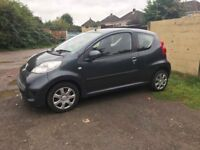 2009 Peugeot 107 Low Milage £20 Tax (Citroen C1 + Toyota Aygo)
