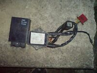 HONDA CBR1000 CBR 1000 1989 CDI / ECU & REGULATOR / RECTIFIER