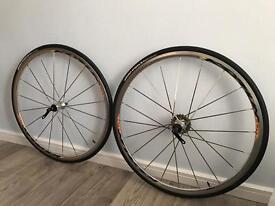 Mavic Ksyrium Elite 700c road/vintage bike wheels