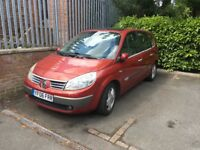 RENAULT GRAND SCENIC 7 SEATER DIESEL very nice car