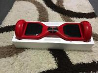 RED BLUETOOTH SEGWAY/HOVER BOARD BRAND NEW