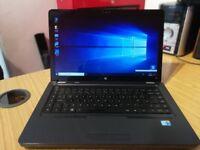 HP G62 Windows 10 Laptop