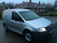 Volkswagen caddy van 1.9 sdi 2007 1owner service history mot drives mint runs excellent no vat £1399