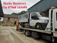 Breakdown Recovery Car Van 4x4 Motorbike Motorcycle Trike Quad Accident Lockout Wheel Nut Removal