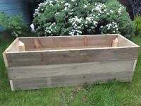 Planters for sale can be made to order