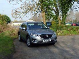 Mazda CX-5, SE-l, Silver, 13k (genuine!), AWD, Dual climate control.