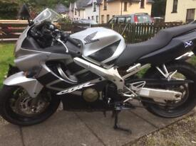 CBR 600 f6 sale or swap