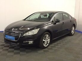 Peugeot 508 Active HDI 2012 with No Credit Scoring Finance* and a free GoPro HD Camera!**