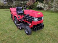 Westwood T1600 Ride-on Lawn Tractor with Grass Collector