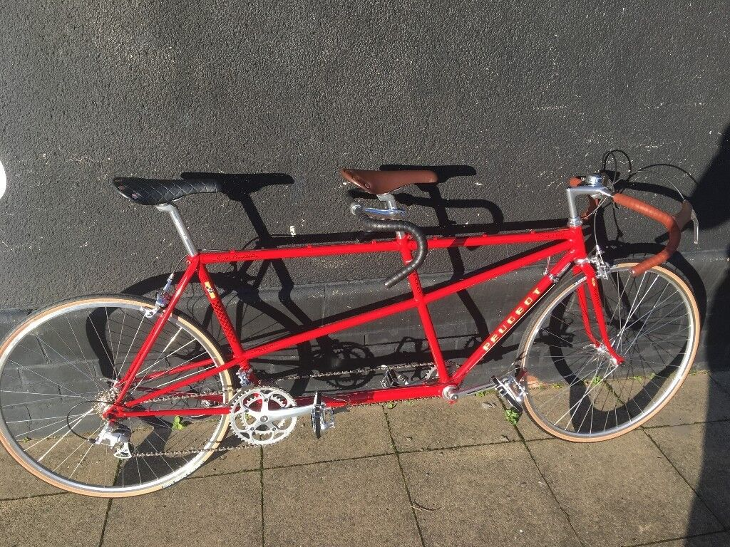 "Genuine Classic 1980' Road Racing ""Peugeot"" Tandem"