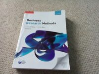 Business Research Methods by Alan Bryman and Emma Bell