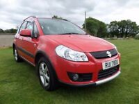 2009 SUZUKI SX4 4 GRIP DDIS DIESEL..MOTED TO SEPT..POSSIBLE PART EXCHANGE.CREDIT CARDS ACCEPTED