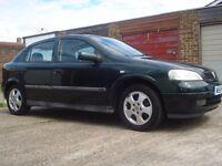 2000 Vauxhall Astra 1.8L