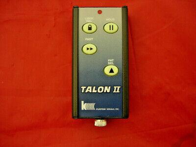 Kustom Talon Ii Police Radar Handheld Wireless Remote