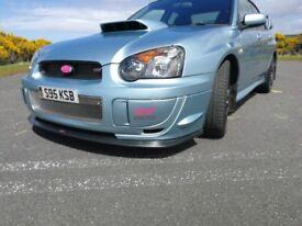 Subaru Impreza STI WR1, FSH, 72k stunning car, 1 of 500 made JDM ra must see