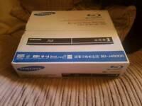 Brand new Samsung blu-ray player
