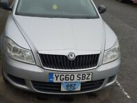 SKODA OCTAVIA... SE MODEL..2010 60...1.9TDI PD ENGINE