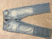 Next Stone bleached Jeans 32 S