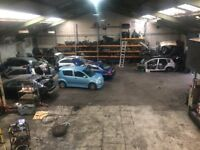 Licenced Scrap Car Yard, Car Breaker, Dismentler Business with Stock, Tools and Equipment For Sale