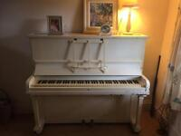 Lovely upright piano (FREE) to collector.