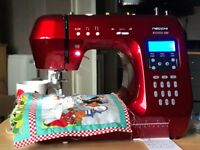 Sewing machine 6 months old ideal for patchwork & Quilting