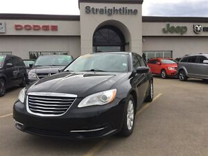 2014 Chrysler 200 LX *ONE OWNER UNIT WITH EXTENDED WARRANTY!